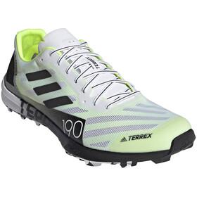 adidas TERREX Speed Pro Trail Running Shoes Men, wit/zwart